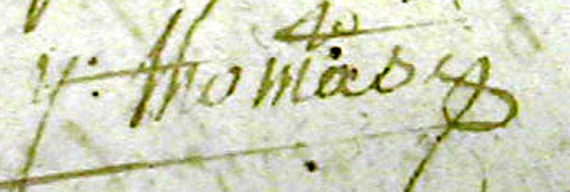 sign 1716-11-7 D Guilaume Thomas, Jean Thomas son fils.jpg (36016 octets)